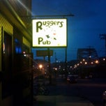 Photo taken at Ruggers Pub by Budd S. on 8/15/2012