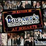 Photo taken at Bogart's Lounge & Tech Pub by Noelle C. R. on 8/21/2011