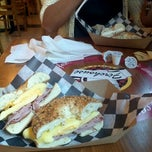 Photo taken at Firehouse Coffee Co by JP H. on 8/14/2011