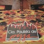 Photo taken at Cia. Paulista de Pizza by Leonardo A. on 12/26/2011