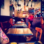 Photo taken at Commonwealth Cafe and Pub by Oscar V. on 6/3/2012