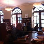Photo taken at New York Public Library - St. Agnes Library by Esther on 12/30/2011