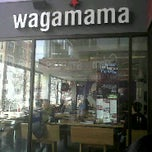 Photo taken at Wagamama by Mike M. on 2/18/2011