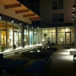 Photo taken at Aloft Dulles Airport North by Joy on 2/25/2012