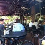 Photo taken at Rojo by Hollin L. on 10/8/2011