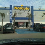 Photo taken at Norauto by Umberto C. on 11/14/2011
