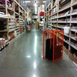 Photo taken at The Home Depot by Curt E. on 3/6/2012