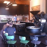 Photo taken at Heart Coffee Roasters by Akaash S. on 4/21/2012
