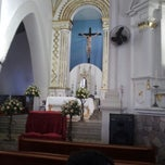 Photo taken at Igreja da Varzea by Alessandro M. on 7/7/2012