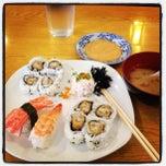 Photo taken at Tokyo Japanese Restaurant & Sushi Bar by DJ Bash on 4/23/2012