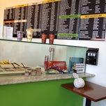 Photo taken at Ocha Tea Café by jj c. on 6/15/2012