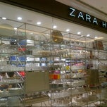 Photo taken at Zara Home 飒拉家居 by SH P. on 8/19/2012
