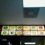Photo taken at Red Bowl Chinese Restaurant by Rebecca B. on 3/30/2012