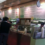 Photo taken at Chop't Creative Salad Company by Noah I. on 9/12/2011