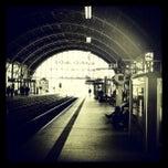 Photo taken at Bahnhof Hamburg Dammtor by Kassettenkind on 4/14/2012
