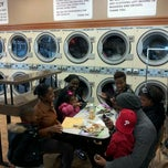 Photo taken at K Laundry by PHILLY D. on 3/31/2012