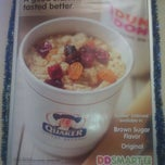 Photo taken at Dunkin' Donuts by Nicole D. on 1/5/2012