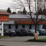 Photo taken at Luisa's Mexican Grill by Michael M. on 3/20/2012