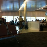 Photo taken at Gate B6 by Jacki M. on 2/17/2012