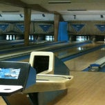 Photo taken at Louie's Bowling Center by R. J. I. on 7/26/2011