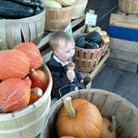 Photo taken at Pumpkin Patch by Christian G. on 9/11/2011