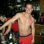 Photo taken at Boxers NYC Sportsbar by Daniel S. on 10/11/2011