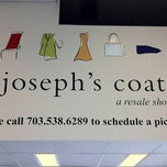 Photo taken at Joseph's Coat Resale Store by Matt W. on 9/10/2012