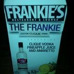 Photo taken at Frankie's by Damaris S. on 8/30/2012