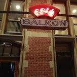 Photo taken at Café Balkon by Andre v. on 12/16/2011