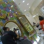 Photo taken at One Piece Hair Studio by Anita L. on 12/11/2011