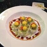 Photo taken at Fin Sushi & Sake Bar by Cory N. on 5/14/2012