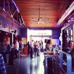 Photo taken at Hangar Lounge by Jeff M. on 3/10/2012