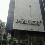 Photo taken at Manor by Sinee on 5/19/2012