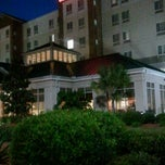 Photo taken at Hilton Garden Inn by Martha D. on 4/14/2012
