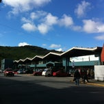 Photo taken at Terminal de Buses Collao by Luis T. on 8/17/2012