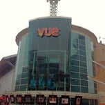 Photo taken at Vue Cinema by Maxx ♕ C. on 12/31/2010