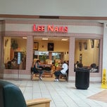 Photo taken at Lee Nails Citadel Mall by Chad C. on 9/8/2012