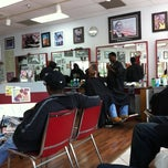 Photo taken at Warren Barbershop by Richard S. on 10/2/2011