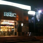 Photo taken at HSBC Bank by msybs on 1/23/2011