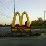Photo taken at McDonald's by Blake L. on 10/4/2011