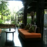 Photo taken at Peace Resort Samui by Dani on 12/16/2011