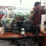 Photo taken at Antonio & Martin Barber Shop by Dominick-Daniel B. on 5/10/2012