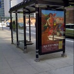 Photo taken at CTA Bus Stop 68 by Andrew W. on 5/13/2012