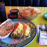 Photo taken at Arriba Mexican Grill by Ron M. on 8/16/2011