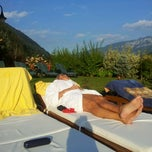 Photo taken at Hotel Salvadori by Achille F. on 9/7/2012
