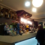 Photo taken at La Bottega Degli Illustri by Alessandro B. on 3/17/2012