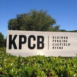 Photo taken at Kleiner Perkins Caufield & Byers by John P. on 8/1/2012