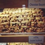 Photo taken at Madonia Bakery by Amanda A. on 3/11/2012