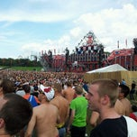 Photo taken at Defqon One by Fred V. on 6/23/2012