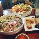 Photo taken at Saigon Restaurant & Bakery by Tina W. on 4/26/2012